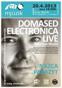 Mjuzik Domased 213x300