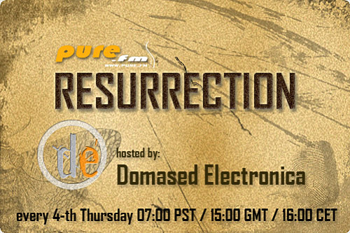 Resurrection on Pure.FM
