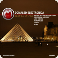 Domased Electronica - Temple Of Art